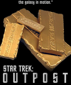 Star Trek: Outpost - Episode 12 - Slips, Strips, Bars and Bricks