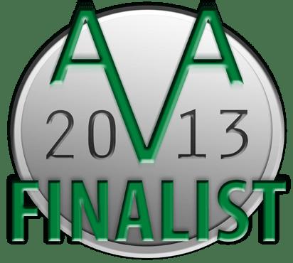 Audio Verse Awards - Finalist