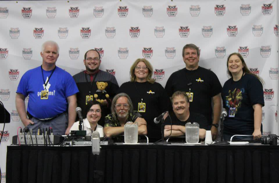 Giant Gnome Productions at Denver Comic Con 2014