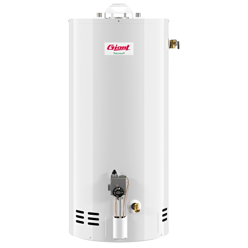 small resolution of residential gas fired water heater atmospheric 50 u s gal