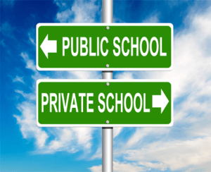 Public Versus Private School