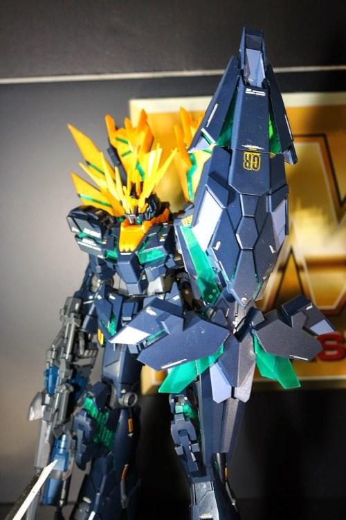 MG 1/100 RX-0[N] Unicorn Gundam 02 Banshee Norn