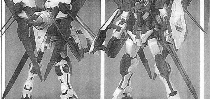 MG Gundam Amazing Exia