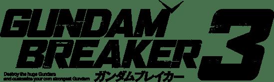 Gundam Breaker 3 Logo