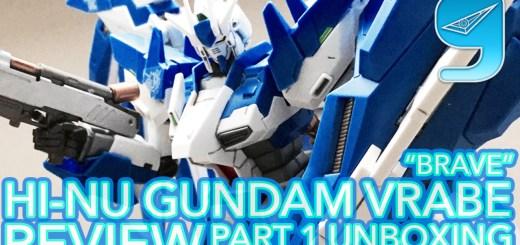 Hi Nu Gundam Title