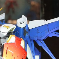 New Images of RG Build Strike Gundam from C3 Tokyo 2016!!
