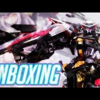 RG 1/144 Gundam Astray Amatsu Mina Unboxing