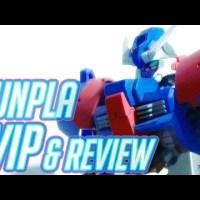 Custom HG 1/144 Gundam Astaroth Full Armor WIP & Review