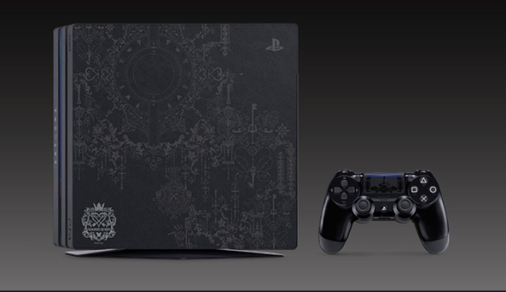 Kingdom Hearts 3 PS4 Pro E3