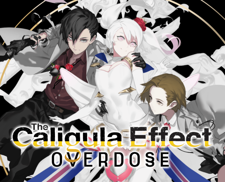 The Caligula Effect Title Banner