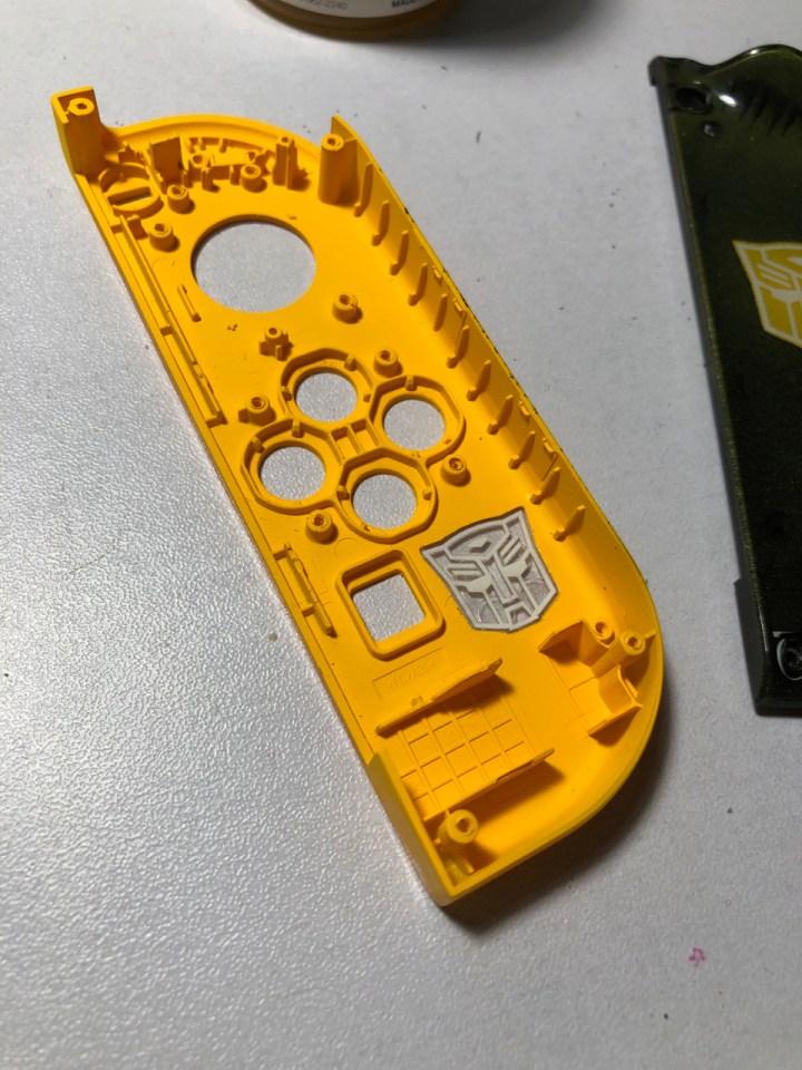 Transformers BumbleBee Joy-Con