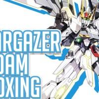 Lunargazer Gundam Unboxing