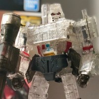 Toy House Factory THF03T Crystal Version Dynastron Unboxing