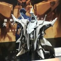 HG 1/144 Penelope Gundam Prototype shown off at Shizuoka Hobby Show