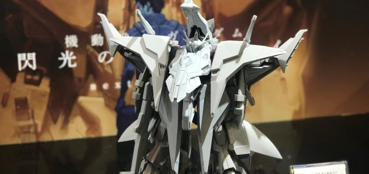 Shizuoka Hobby Show 2020.Hg 1 144 Penelope Gundam Prototype Shown Off At Shizuoka
