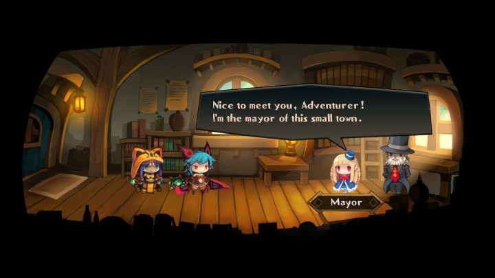 Lapis x Labyrinth Mayor