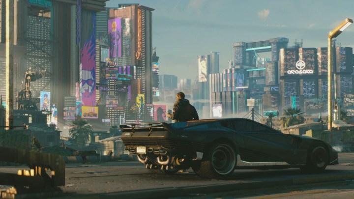 Microsoft E3 2019 Briefing Cyberpunk 2077
