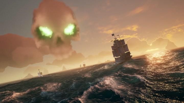 Microsoft E3 2019 Briefing Sea of Thieves
