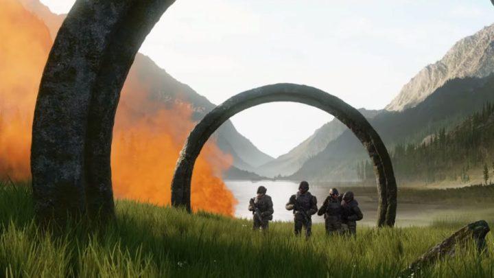 Microsoft E3 2019 Briefing Halo Infinite