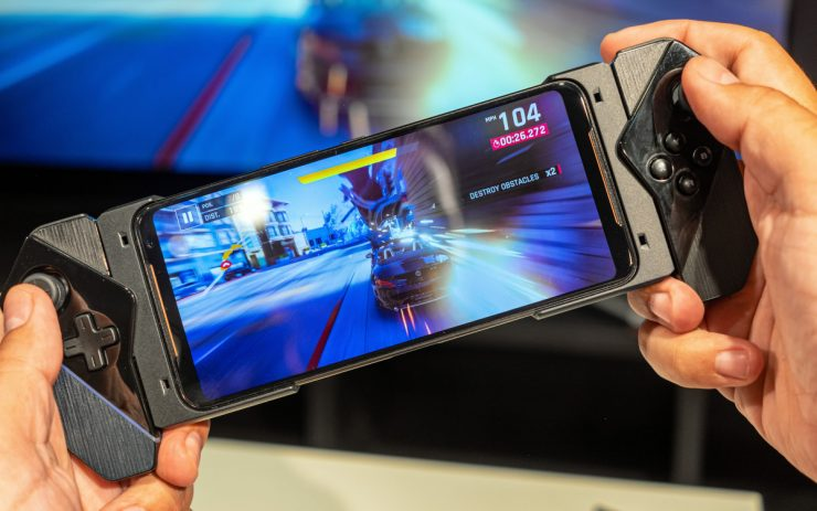 ROG Phone II Has Brand New Accessories - Giant Robot Gaming