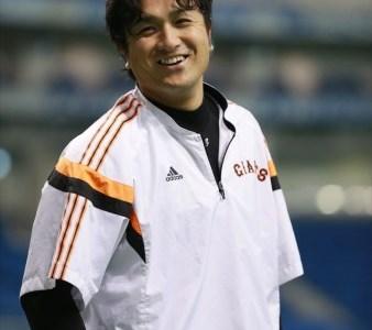 野球太郎の選手名鑑の表紙の巨人代表が高橋由伸
