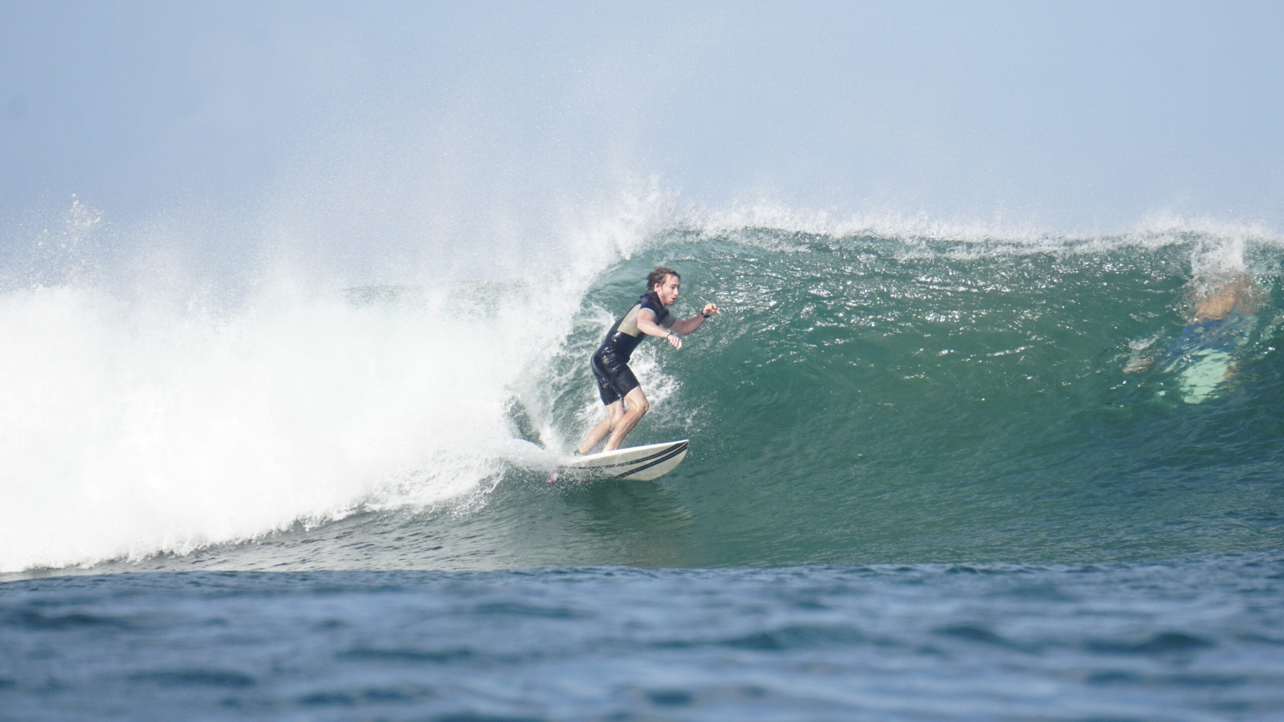 Surfing Nicaragua Giant's Foot Surf Tours Surf Camp