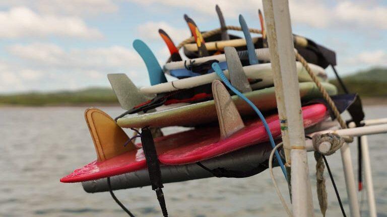 Boat Board Racks