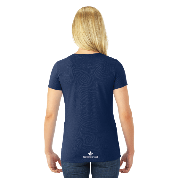 Giants Tomb Trading Co - Jerzee - T Shirt - Navy - Back