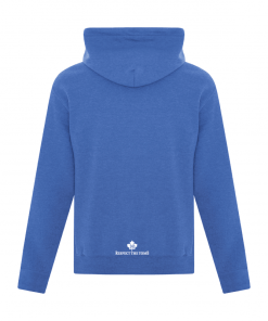Women's Hoodie | Men's Hoodie | GTTC Active Blend - - H_Royal Back