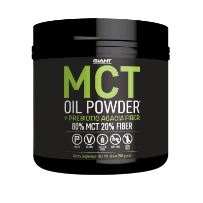 MCT Oil Powder with Prebiotic Acacia Fiber