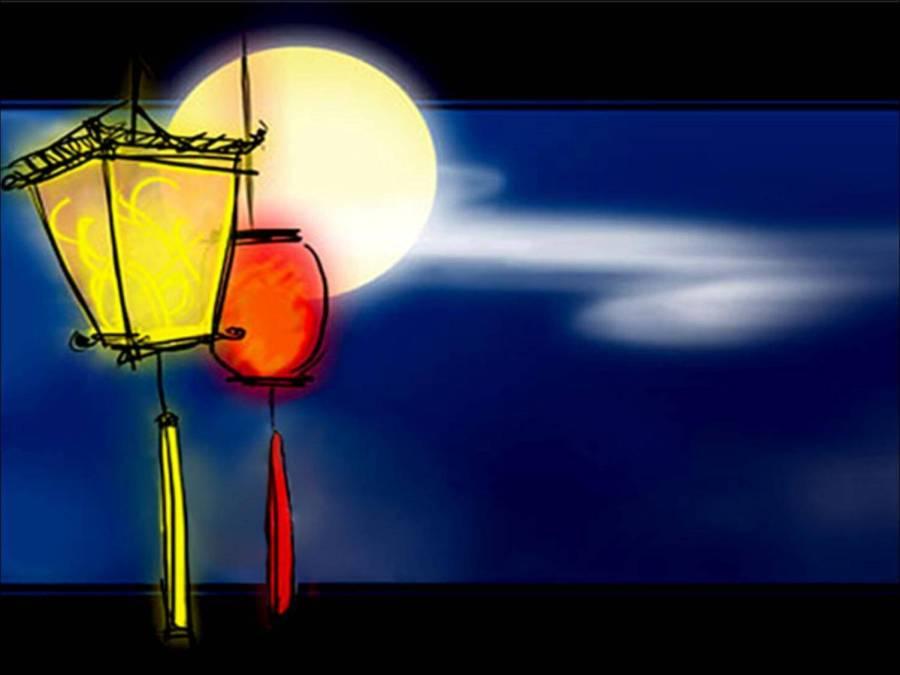 Tản mạn dưới trăng thu