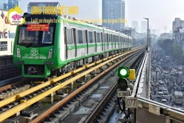 Tàu điện Cát Linh – Hà Đông dự kiến vé 10.000 đồng cho 5 km
