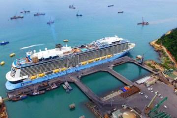 Cấp Giấy phép vận tải nội địa cho tàu biển nước ngoài