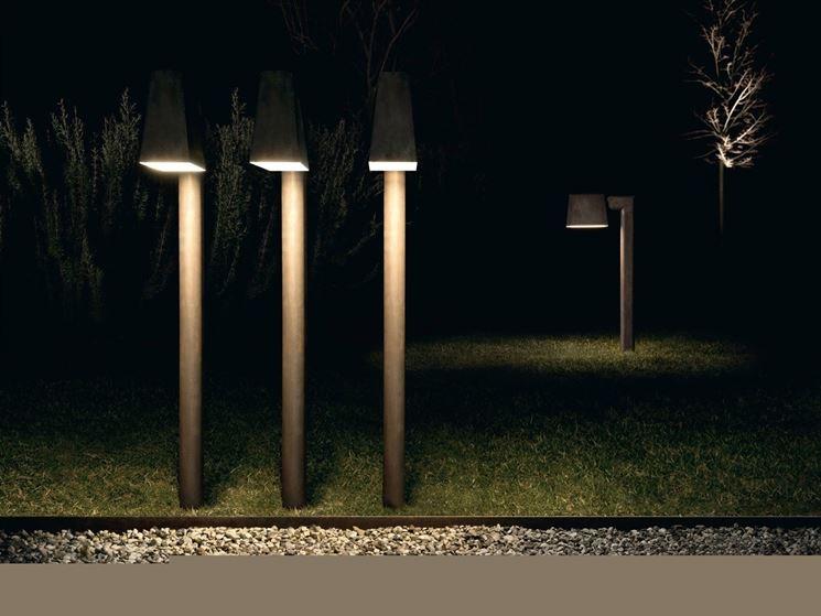 Illuminazione Esterna Campagna : Art illuminazione esterna casa campagna scaricare u design per la casa