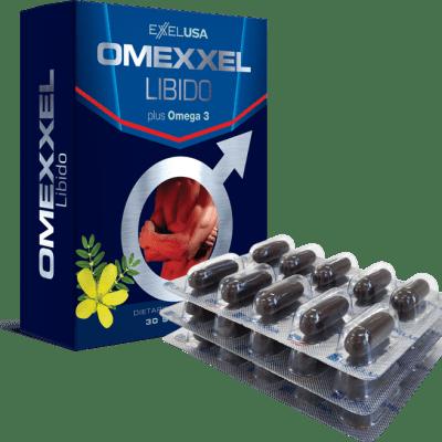 Thuốc tăng cường sinh lý Omexxel Libido