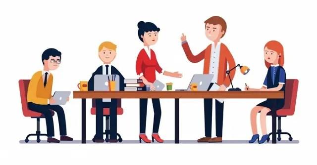 Khả năng làm việc nhóm không tốt vì thiếu kỹ năng giao tiếp
