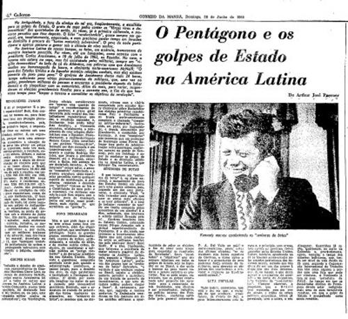 Re: Revolução de 1964 – Golpe ou Contragolpe?