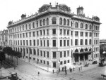 Sede dos Correios, anos 1930