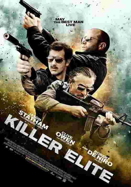 Os Especialistas - Killer Elite 1