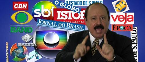 Levy Fidelix Afirma: Não Aceitar Discriminação da TV Globo
