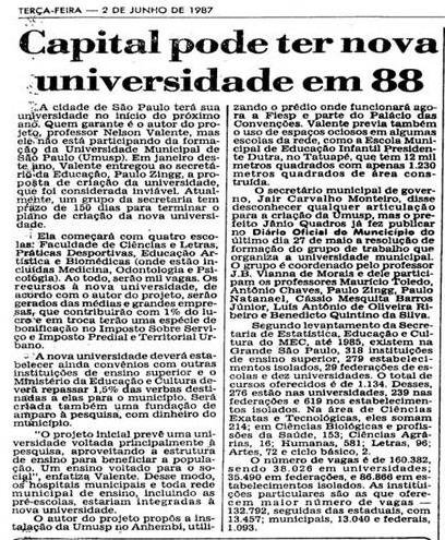 Universidade Municipal 15