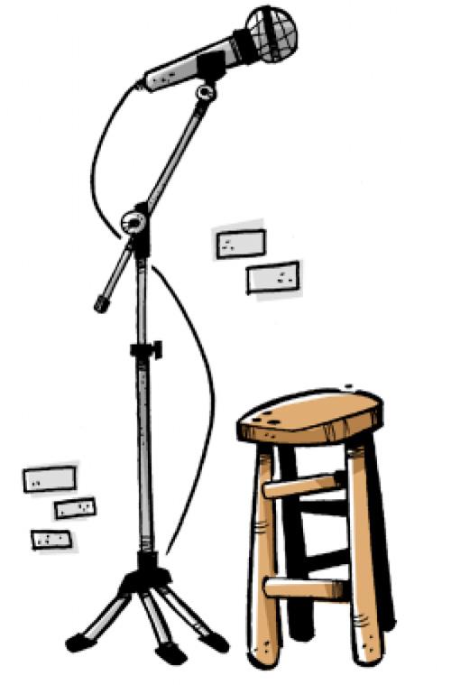 STAND UP DIGITAL... DE PÉ, QUE NEM OS PEITINHOS DA PRINCESA 22