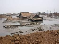Estudo confirma que perfuração, e não terremoto, causou vulcão de lama