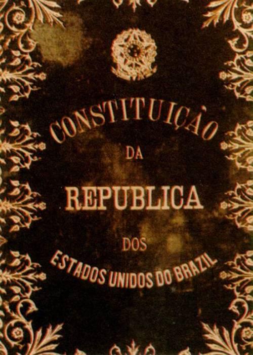 Constituição Brasileira, Uma Dicotomia 11