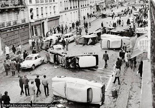Manifestações... Será o Nosso Maio de 68? 12