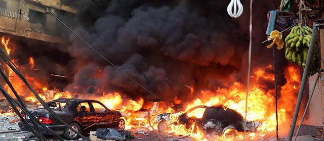 Lista de ataques terroristas islâmicos nos últimos 30 dias