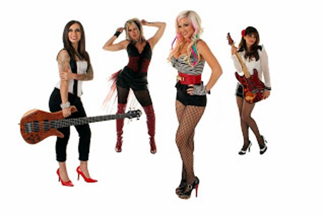 Banda Dollface, Balada Quente nas Noites de Las Vegas