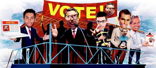 Véspera de eleição, promessas em profusão !