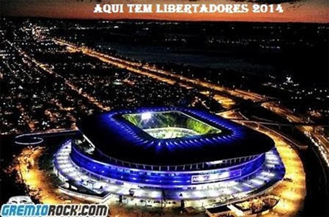 Ingressos para Grêmio x Nacional de Medelin, na Arena, já Estáo à Venda 11