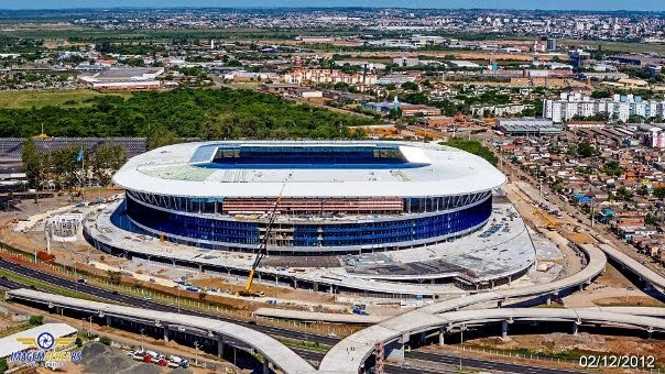 Arena do Grêmio é Campeã de Faturamento 5